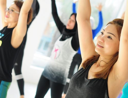 Motion på arbejdspladsen giver glade og effektive medarbejdere