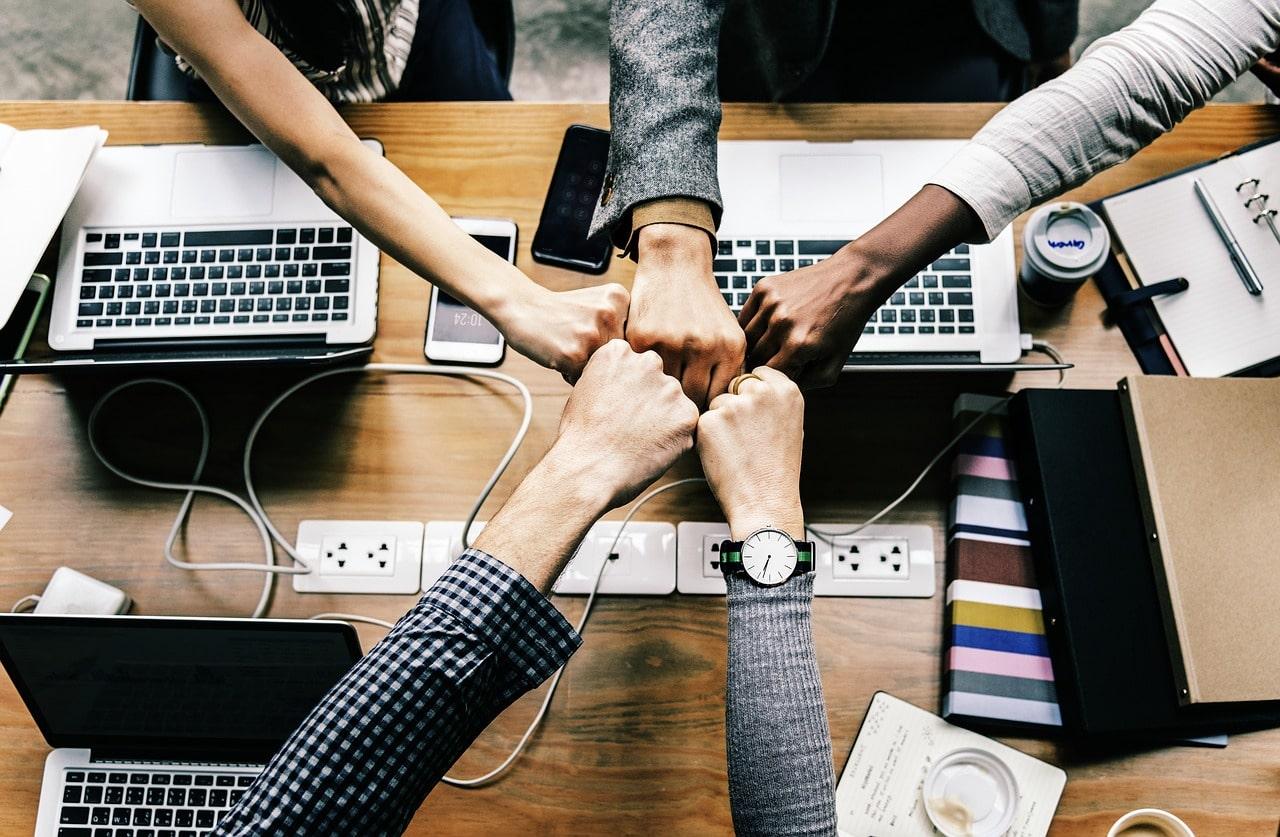 Samarbejde på arbejdspladsen