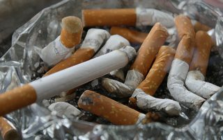 Motion mod rygning
